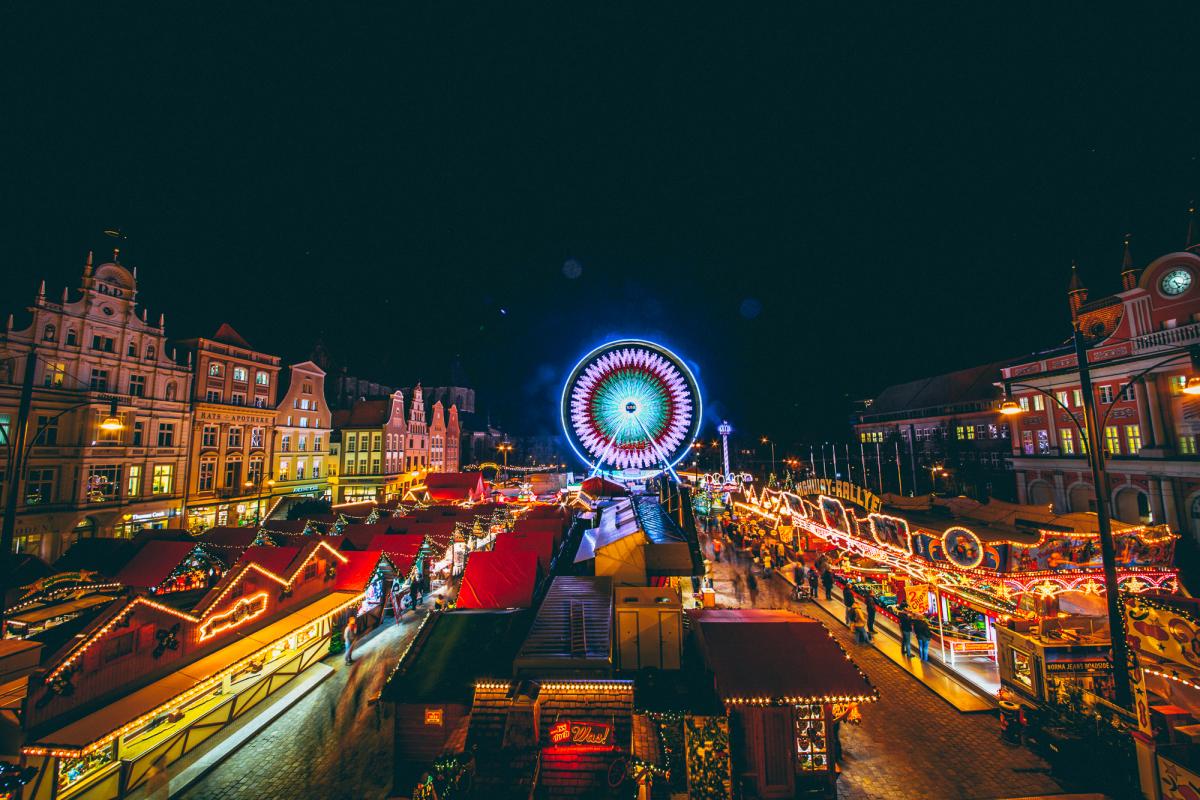 Weihnachtsmarkt In Rostock.Schön War S Rostocker Weihnachtsmarkt