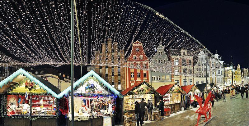 Weihnachtsmarkt In Rostock.Unser Weihnachtsmarkt Rostocker Weihnachtsmarkt