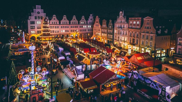 Weihnachtsmarkt In Rostock.Rostocker Weihnachtsmarkt Rostocker Weihnachtsmarkt